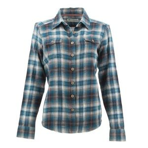 Aventura Clothing Amery Flannel Top